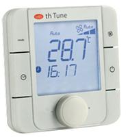 Controllo climatizzazione