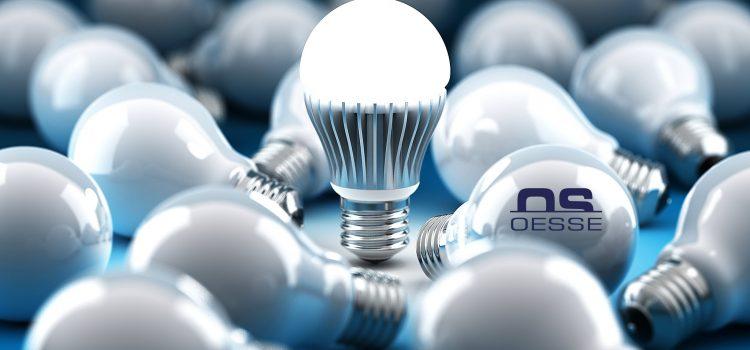 Come risparmiare sul costo della bolletta utilizzando lampadine LED