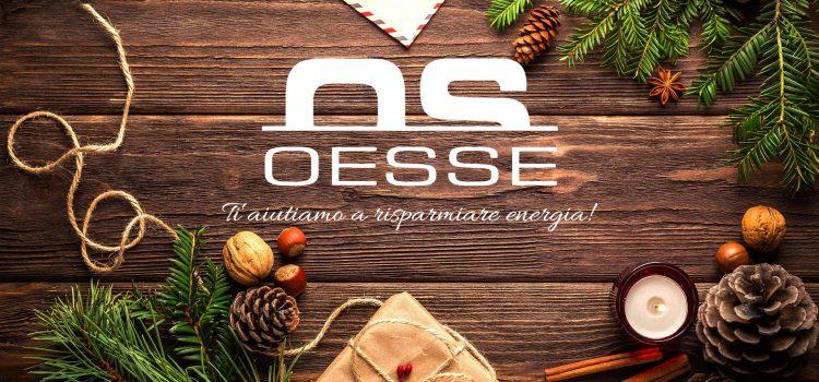 OESSE Vi augura Buone Feste e felice Anno Nuovo!