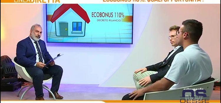 Ecobonus 110% – L'intervista a Oesse per Rete Veneta